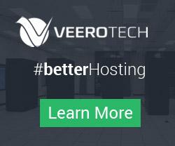 VeeroTech Web Hosting